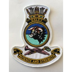 HMAS Oxley - Sew On Patch