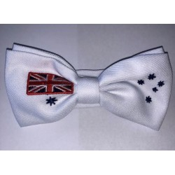RAN Ensign - White Bow Tie